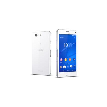 Mobiltelefon, Sony Xperia Z3 D6633 DualSim kártyafüggetlen, 1+1 év garancia, fehér