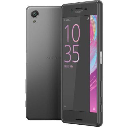 Mobiltelefon, Sony Xperia X F5121 32GB LTE kártyafüggetlen, 1 év garancia, fekete