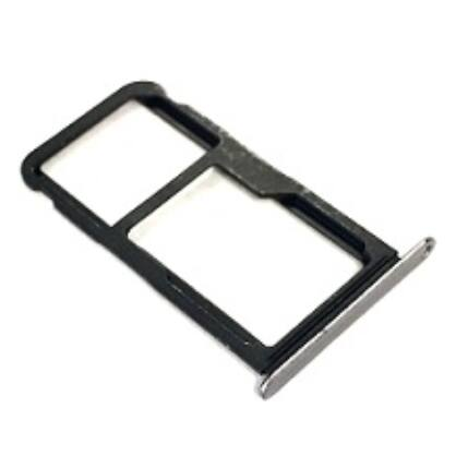 SIM tartó, Huawei P10 Lite, fekete