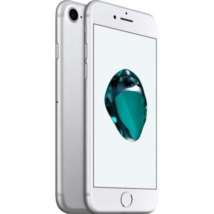 Mobiltelefon, Apple iPhone 7 128GB Preowned, kártyafüggetlen, 1 év garancia, ezüst