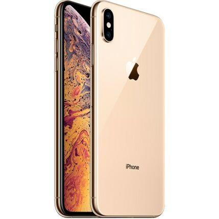Mobiltelefon, Apple iPhone XS Max 256GB, Kártyafüggetlen, 1év garancia, arany