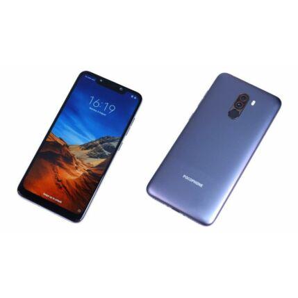 Xiaomi PocoPhone F1 64GB DualSIM, (Kártyafüggetlen 1 év garancia), Mobiltelefon, kék