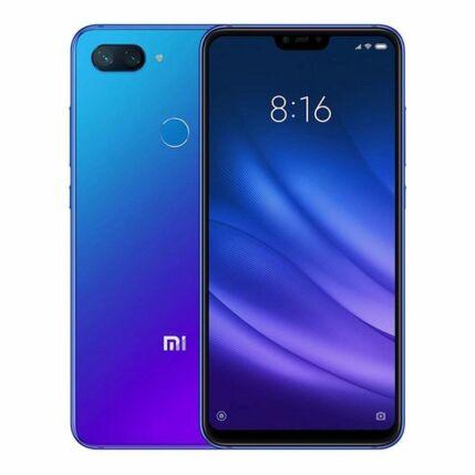 Xiaomi Mi 8 Lite DualSIM 128GB, (Kártyafüggetlen 1 év garancia), Mobiltelefon, kék