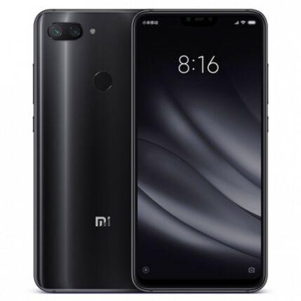Xiaomi Mi 8 Lite 64GB DualSIM, (Kártyafüggetlen 1 év garancia), Mobiltelefon, fekete