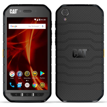 Caterpillar S41 32GB DualSIM, (Kártyafüggetlen 1 év garancia), Mobiltelefon, fekete