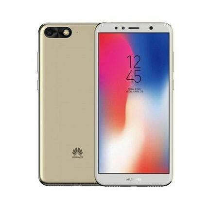 Huawei Y6 2018 4G LTE DualSIM, (Kártyafüggetlen 1 év garancia), Mobiltelefon, arany