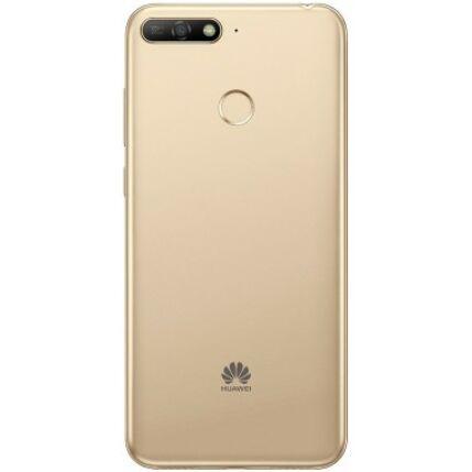 Mobiltelefon, Huawei Y6 Prime 2018 32GB DualSim, Kártyafüggetlen, 1+1 év garancia, arany