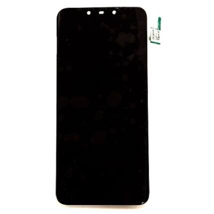 Huawei Mate 20 Lite, LCD kijelző érintőplexivel, fekete