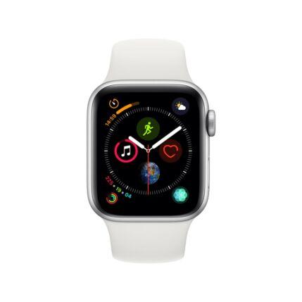 Apple Watch 4 (MU6A2) 44mm, Okosóra, ezüst