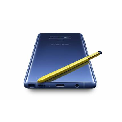Samsung N960 Galaxy Note 9 512GB 8GB, (Kártyafüggetlen 1 év garancia), Mobiltelefon, kék