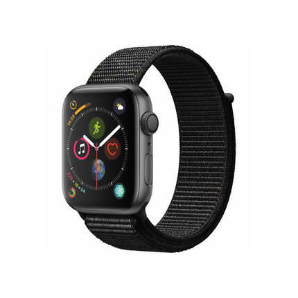 Apple Watch 4 (MU6E2) 44mm, Okosóra, szürke