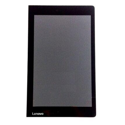 LCD kijelző, Lenovo Yoga Tab 3 8.0 YT3-850F érintőplexivel, fekete