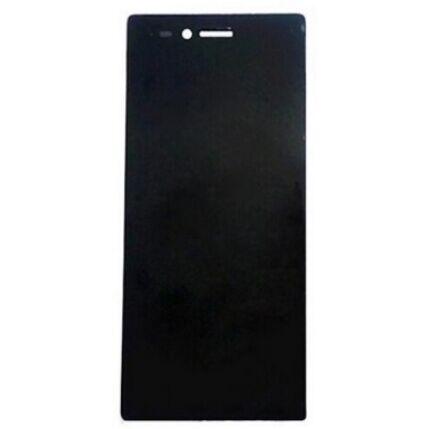 LCD kijelző, Lenovo Z90-7 Vibe Shot  érintőplexivel, fekete