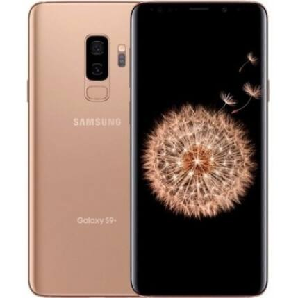 Samsung G965F Galaxy S9 Plus 256GB DualSIM, (Kártyafüggetlen 1 év garancia), Mobiltelefon, arany