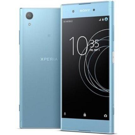 Mobiltelefon, Sony Xperia XA1 Plus G3412, 32GB, DualSim, kártyafüggetlen, 1 év garancia, kék