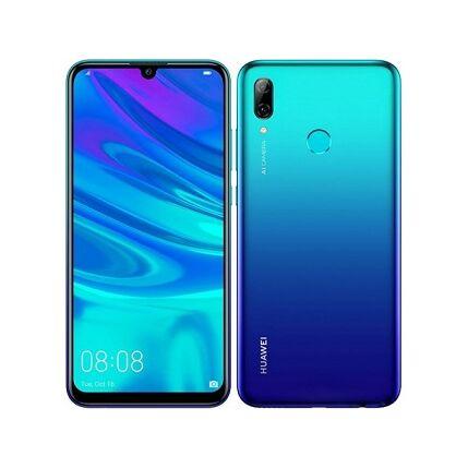 Huawei P Smart 2019 64GB DualSIM, (Kártyafüggetlen 1 év garancia), Mobiltelefon, zafir kék