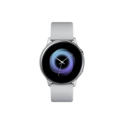 Samsung R500 Galaxy Watch Active 42mm, Okosóra, ezüst
