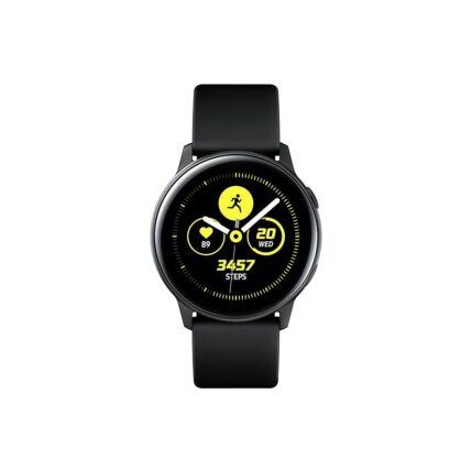 Samsung R500 Galaxy Watch Active 42mm, Okosóra, fekete