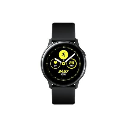 Samsung R500 Galaxy Watch Active 40mm, Okosóra, fekete