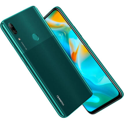 Huawei P Smart Z 2019 64GB DualSIM, Mobiltelefon, zöld