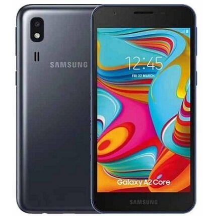 Mobiltelefon,  Samsung A260G Galaxy A2 Core 16GB DualSim, Kártyafüggetlen, 1év garancia, szürke