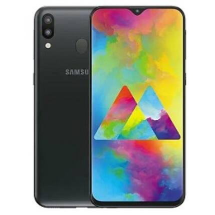 Samsung M205F Galaxy M20 64GB DualSIM, Mobiltelefon, fekete
