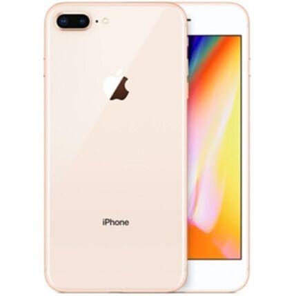 Apple iPhone 8 Plus 128GB, (Kártyafüggetlen 1 év garancia), Mobiltelefon, arany