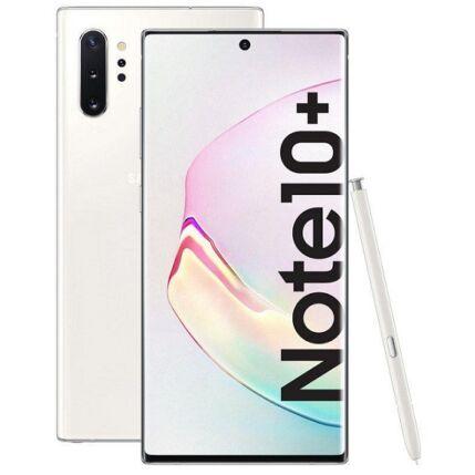 Samsung N975 Galaxy Note 10 Plus 256GB 12GB RAM DualSIM, Mobiltelefon, fehér