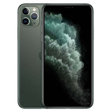 Apple iPhone 11 Pro Max 256GB 6.5, Mobiltelefon, zöld