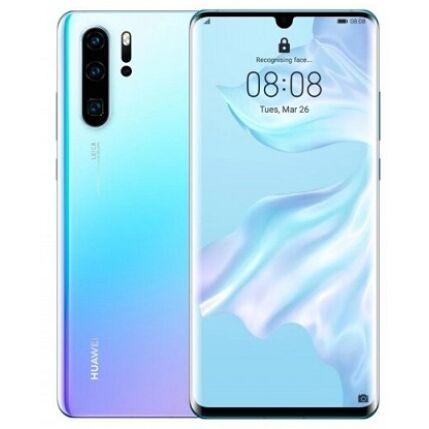 Huawei P30 Pro 128GB DualSIM, (Kártyafüggetlen 1 év garancia), Mobiltelefon, crystal