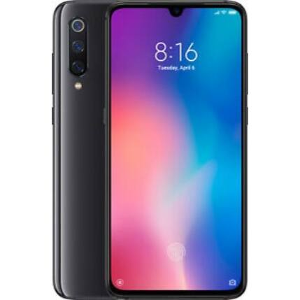 Xiaomi MI 9 64GB DualSIM, Mobiltelefon, fekete