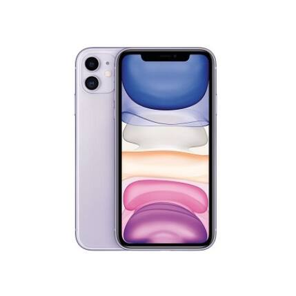 Apple iPhone 11 256GB 6.1, Mobiltelefon, lila