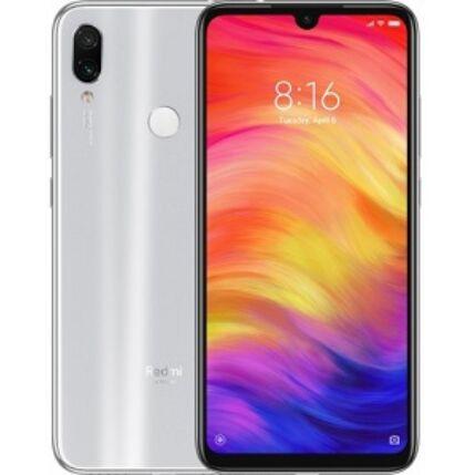 Xiaomi Redmi Note 7 64GB DualSIM, (Kártyafüggetlen 1 év garancia), Mobiltelefon, fehér