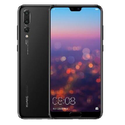 Huawei P20 Pro 128GB 6GB Ram SingleSIM, (Kártyafüggetlen 1 év garancia), Mobiltelefon, fekete