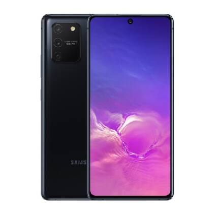 Samsung G770 Galaxy S10 Lite 128GB 6GB Ram DualSIM, Mobiltelefon, fekete