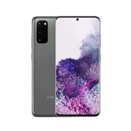 Samsung G980F Galaxy S20 128GB 8GB RAM 4G DualSIM, (Kártyafüggetlen 1 év garancia), Mobiltelefon, szürke