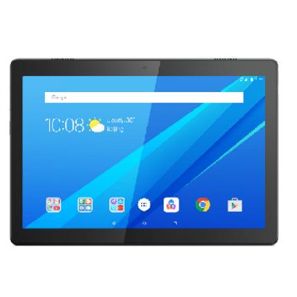 "Lenovo M10 TB-X605L LTE 16GB 2GB RAM 10"", ZA490032SE, Tablet, fekete"