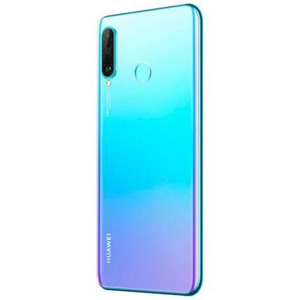 Huawei P30 Lite 128GB 4GB Ram DualSIM, (Kártyafüggetlen 1 év garancia), Mobiltelefon, breathing crystal
