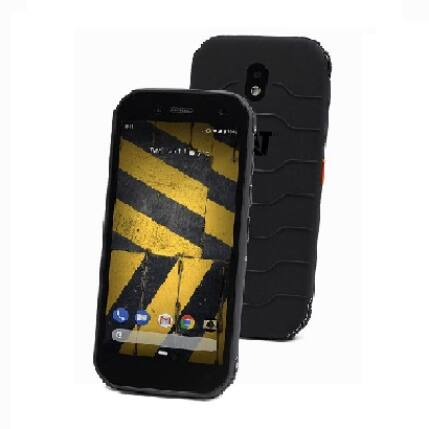 Caterpillar S42 32GB 3GB RAM DualSIM, Mobiltelefon, fekete