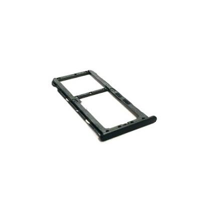 Huawei Mate 10 Lite/Honor 9i, SIM tartó, (memóriakártya tartó), fekete