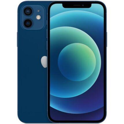 Apple iPhone 12 64GB, (Kártyafüggetlen 1 év garancia), Mobiltelefon, kék
