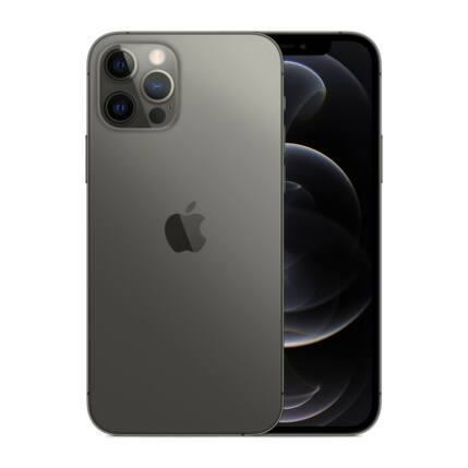 Apple iPhone 12 Pro 128GB, Mobiltelefon, szürke