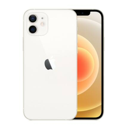 Apple iPhone 12 256GB, Mobiltelefon, fehér