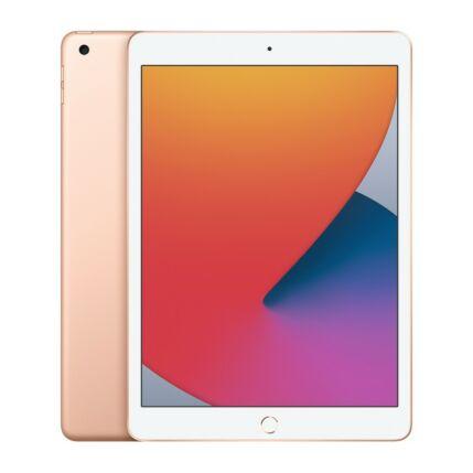 "Apple iPad 2020 WiFi 4G 128GB 10.2"", Tablet, arany"