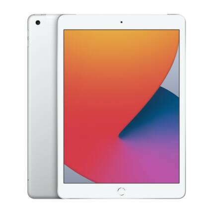 """Apple iPad 2020 WiFi 128GB 10.2"""", Tablet, ezüst"""