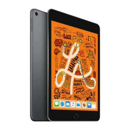 Apple iPad Mini 2019 WiFi 4G 64GB, Tablet, szürke