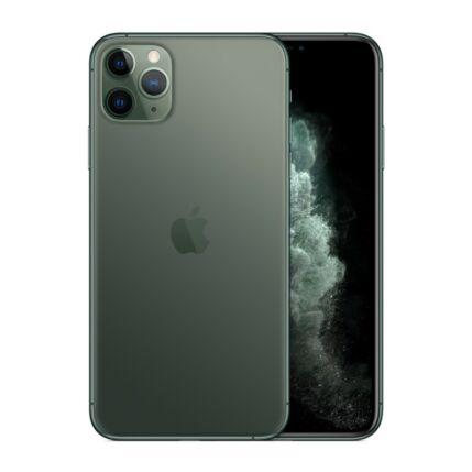 Apple iPhone 11 Pro 256GB 5.8, Mobiltelefon, zöld
