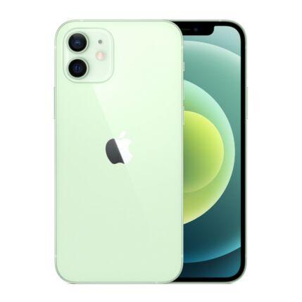 Apple iPhone 12 64GB, Mobiltelefon, zöld