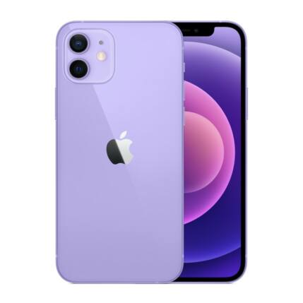 Apple iPhone 12 64GB, Mobiltelefon, lila