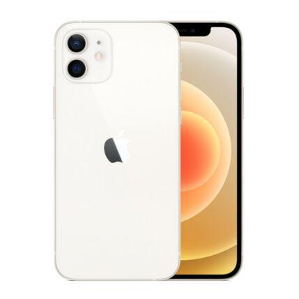 Apple iPhone 12 64GB, Mobiltelefon, fehér
